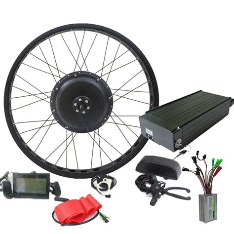 Electric Bicycle Kit 48v 1000w Motor  Shuangye Ebike