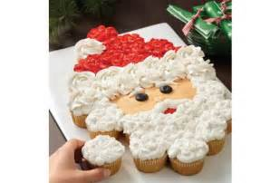 Wilton Cake Decorating Classes by Wilton Santa Baby Pull Apart Cupcake Face A C Moore