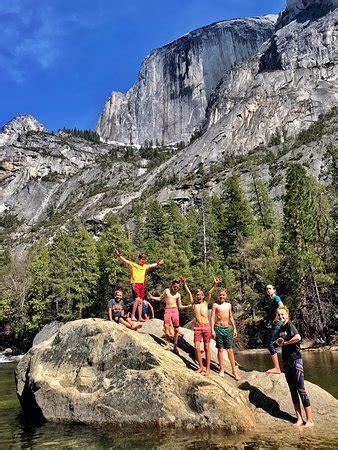 Mirror Lake Meadow Trail Yosemite National Park