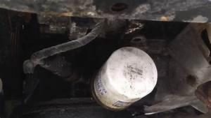 2005 Hyundai Santa Fe Oil Filter Location