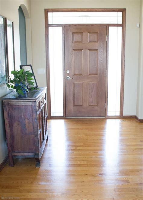 Non Toxic All Natural Restorer for Hardwood Floors   Bren Did