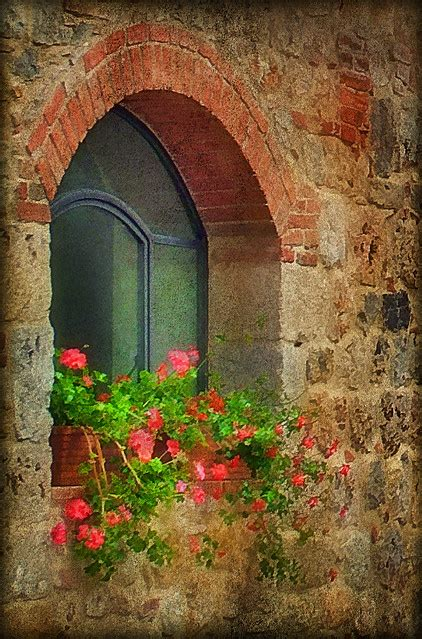 italian windows  monteriggioni doors  windows