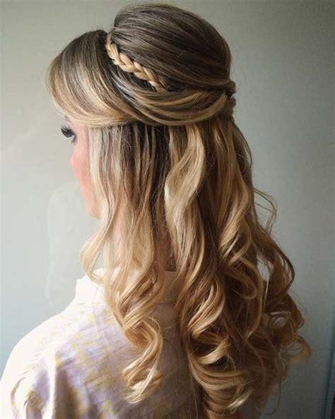 stunning prom hair ideas   crazyforus
