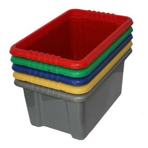 Cheap Plastic Storage Bins  Storage Designs