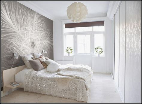 Tapeten Ideen Für Schlafzimmer  Schlafzimmer  House Und