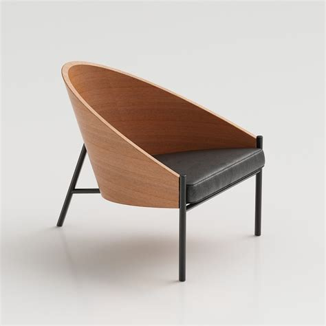 Philip Starck Stuhl by 3d Philippe Starck Pratfall Chair Furniture 3d
