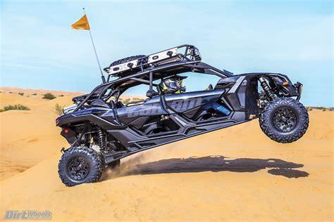 can am test can am maverick x3 max x ds dirt wheels magazine