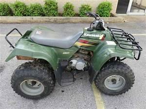 2001 Kawasaki Bayou 220 For Sale In Florence Al
