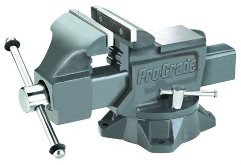 mechanic bench vise table top clamp press locking