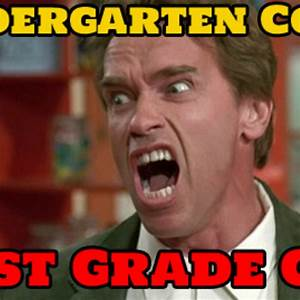 From Kindergarten Cop Quotes. QuotesGram
