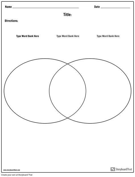 venn diagram maker venn diagram worksheets