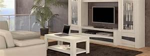 Meuble Salon Bois : meuble salon bois ~ Teatrodelosmanantiales.com Idées de Décoration