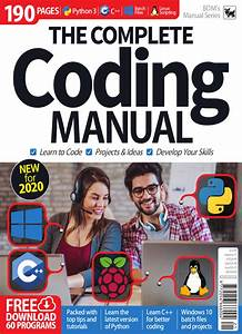 The Complete Coding Manual Vol 21