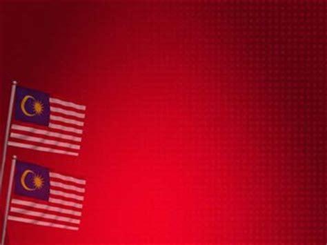 malaysia flag  powerpoint templates