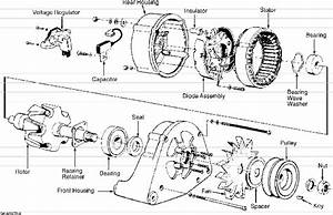 Volvo 850 Alternator  U0026 Regulator Service Manual