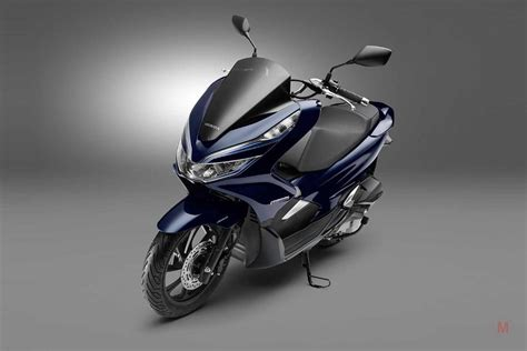 Pcx 2018 Europa by 2018 Honda Pcx Hybride En Pcx Electric Motorscooters