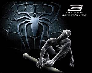 Free Download Windows 8 Themes: Black Spiderman 3 Theme