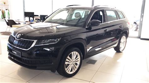 skoda kodiaq se   black magic  hd youtube
