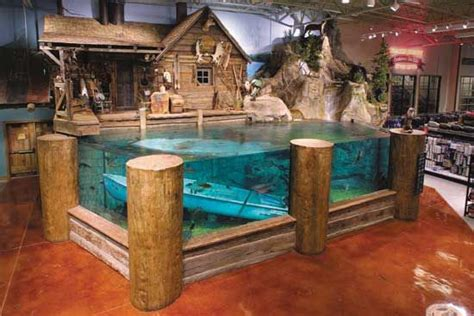Bass Pro Shops Fishing Demonstration Stage