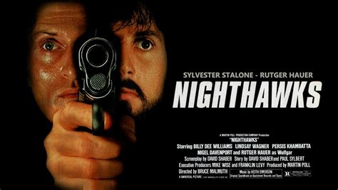rutger hauer sylvester stallone movie nighthawks 1981 sylvester stallone rutger hauer