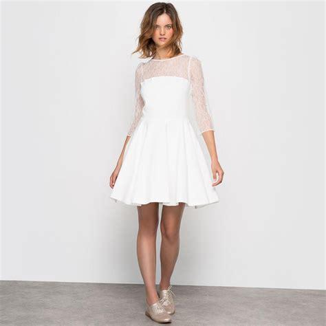 robe de mariage robe de mari 233 e le court prend une longueur d avance