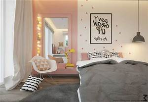 Couche Pour Ado Fille : chambre de reve pour fille ro49 jornalagora ~ Preciouscoupons.com Idées de Décoration