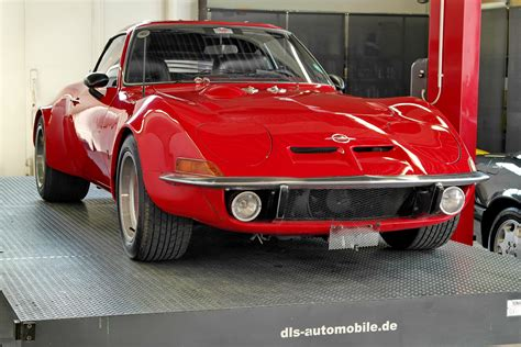 opel gt v8 01 dls automobile