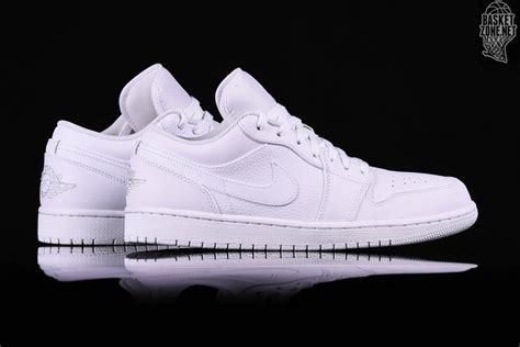Nike Air Jordan 1 Retro Low Triple White Price €8750