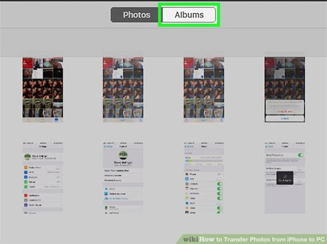 transfer photos from iphone to pc windows 7 3 easy ways to transfer photos from iphone to pc wikihow