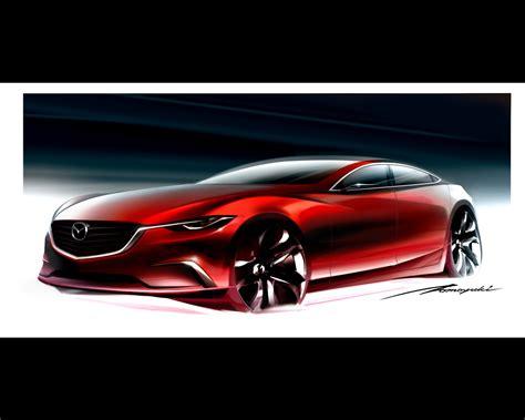 Mazda Takeri Sedan Concept 2011