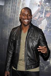 "Tyrese Gibson at the Spanish Premiere of ""Transformers ..."