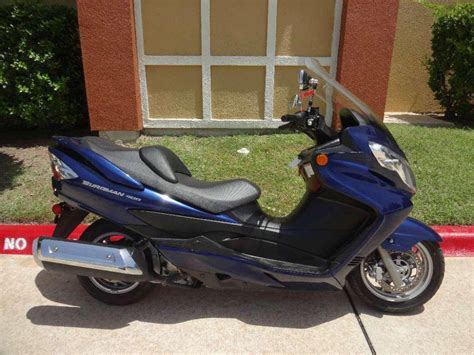 2007 Suzuki Burgman 400 by Buy 2007 Suzuki Burgman 400 Scooter On 2040 Motos