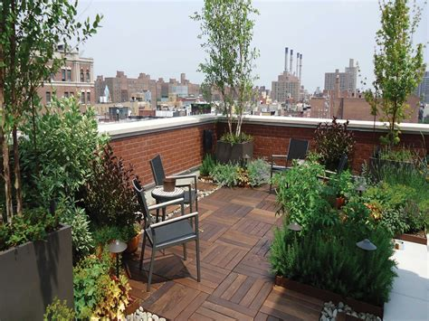 roof terrace garden design ideas video