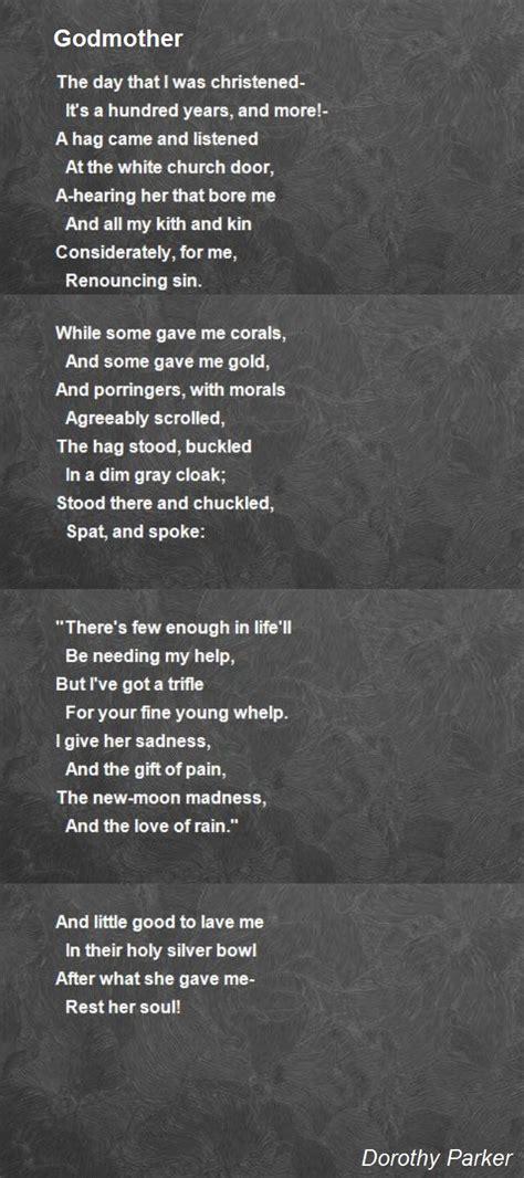 Dorothy Resume Print by Godmother Poem By Dorothy Poem Comments