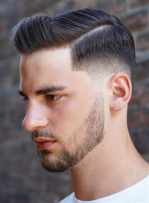 elegant taper fade haircuts  clean cut gents