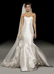 ivory silk shantung sweetheart neckline 2011 mermaid With silk mermaid wedding dress