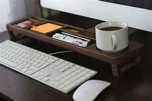 Wooden, Desk, Organizer