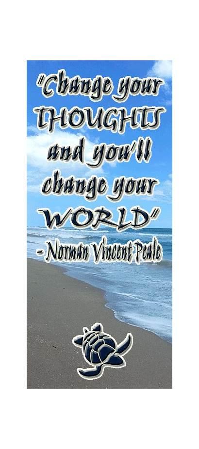 Quote Change Norman Vincent Peale Am