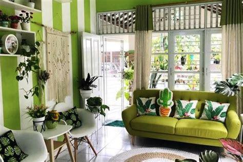 ruang tamu minimalis asri desain kamar tidur tema doraemon