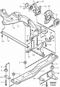 2004 Volvo S40 Dashboard Air Vent Trim  B4184sm  Sj  Front  Rear   Suspension  Wheel  Exc