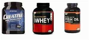 3 Best Supplements To Build Lean Mass