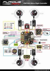 Furious Piko Blx Micro Flight Controller