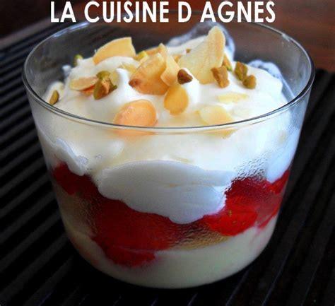 cuisine au mascarpone verrines de fraises au mascarpone blogs de cuisine