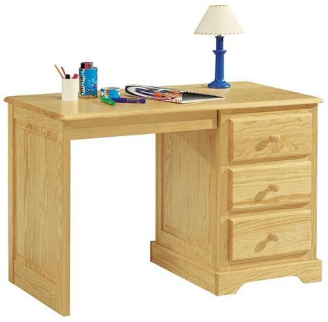 bureau en pin fly meubles en pin marcellin bureau aunis