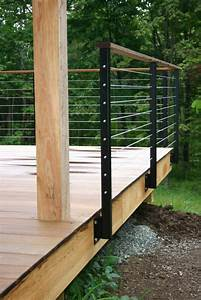 Edelstahl zaun fur eine schicke aussengestaltung for Terrasse zaun