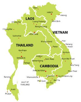 vietnam cambodia  thailand    travel list