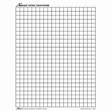 "Nasco Tb25325t Graph Paper, 1cm Squares, 11 X 812"", 100 Sheets, Grades Prek+ Amazoncouk"