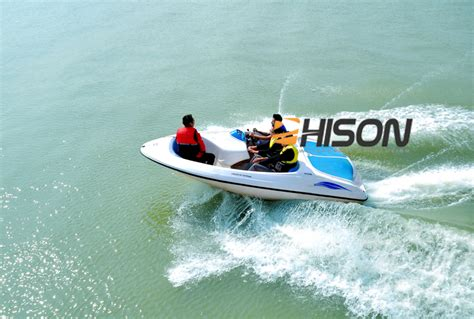 Hison Mini Jet Boat by China Hison Hs006 J1b 230hp Dual Dohc 4 Stroke 4 Cylinder