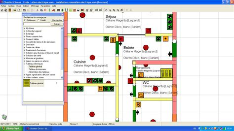 circuit electrique cuisine index of images logiciel electricite maison