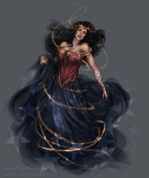 Wonder Woman By Jasric On Deviantart